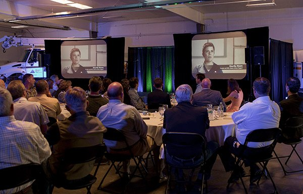 Investor Luncheon Corporate Video